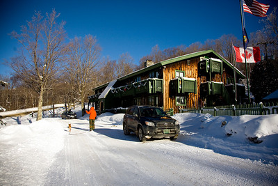 Black Bear Inn, Bolton Valley, Vermont